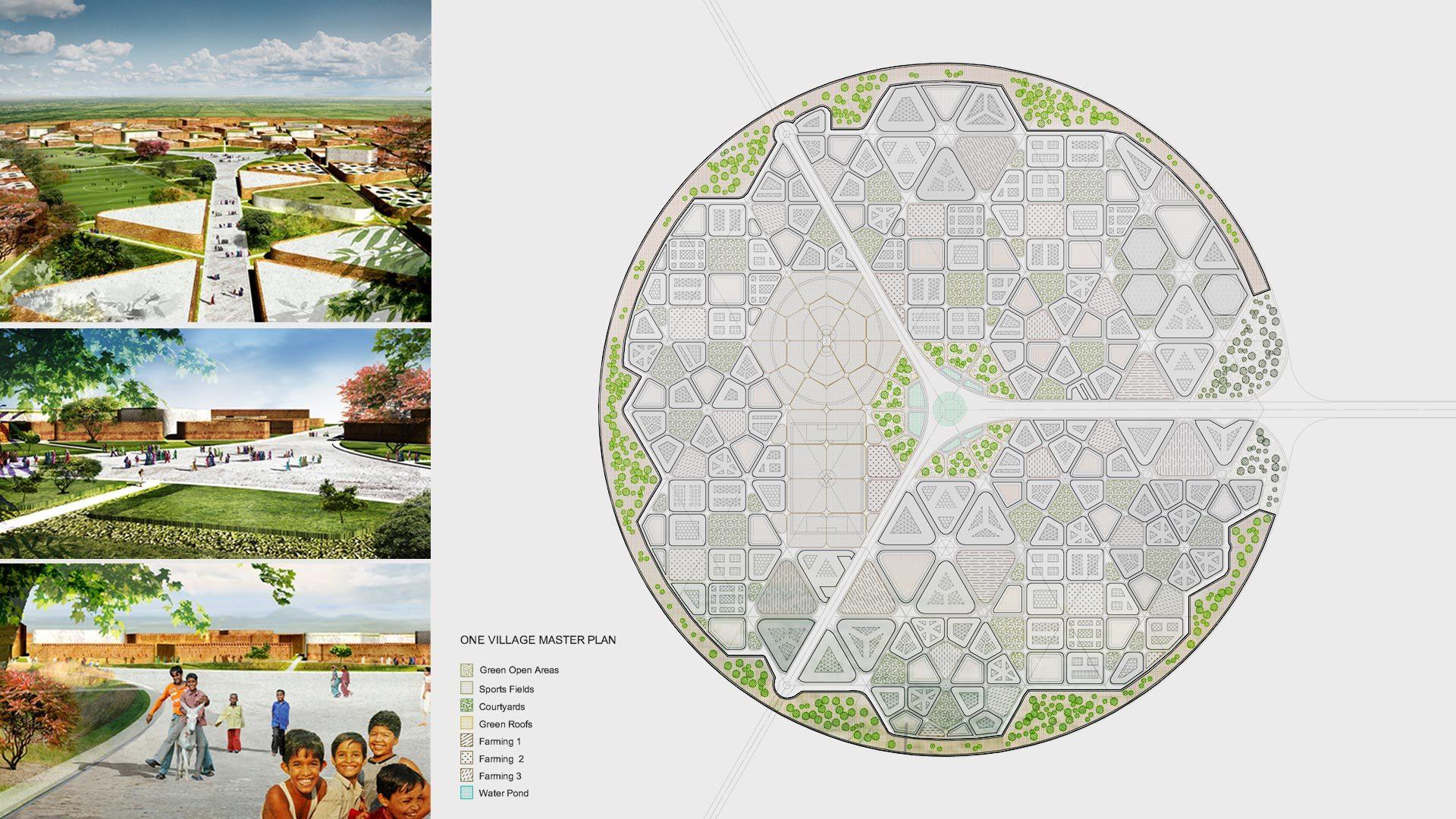 02_ONE-Village_-Plan