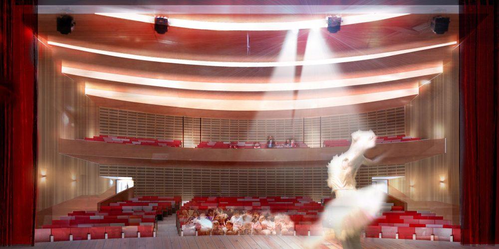 Lycée Francais Auditorium