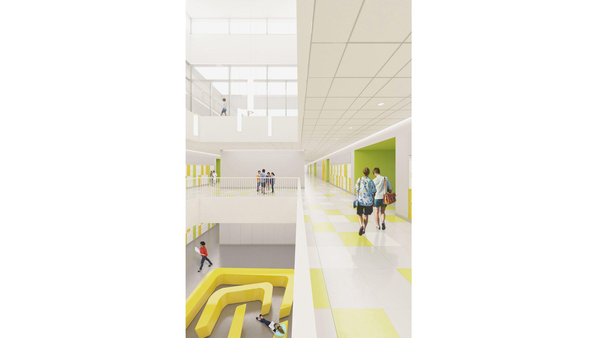 Corridor Triple_W