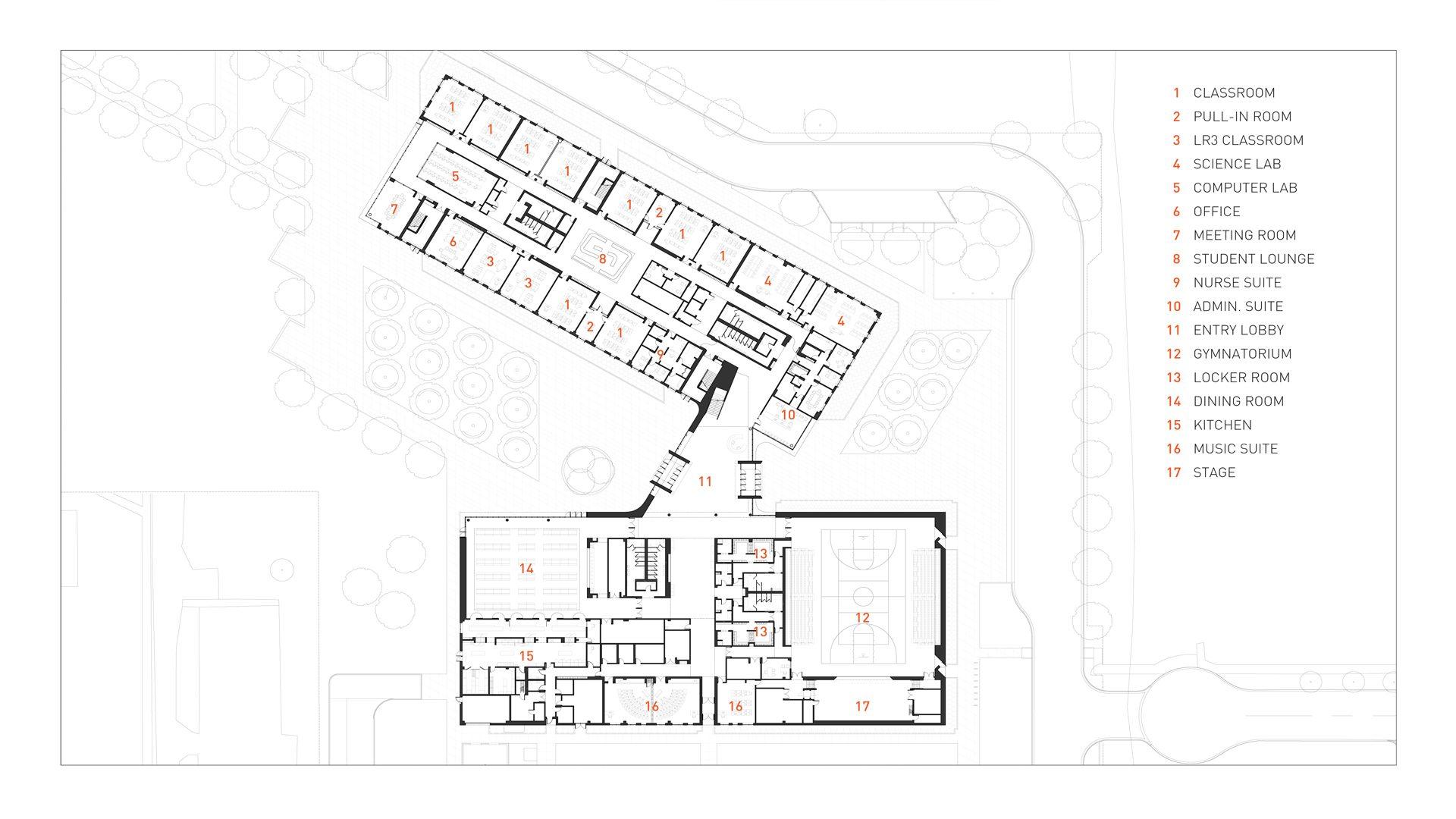 Floor Plan 1Fb