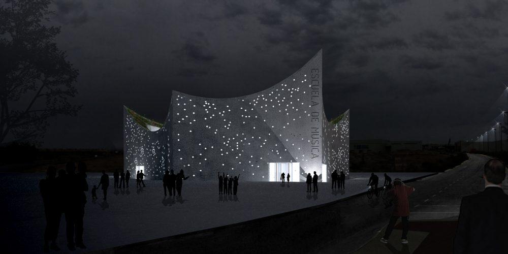 Auditorium and Cultural Center