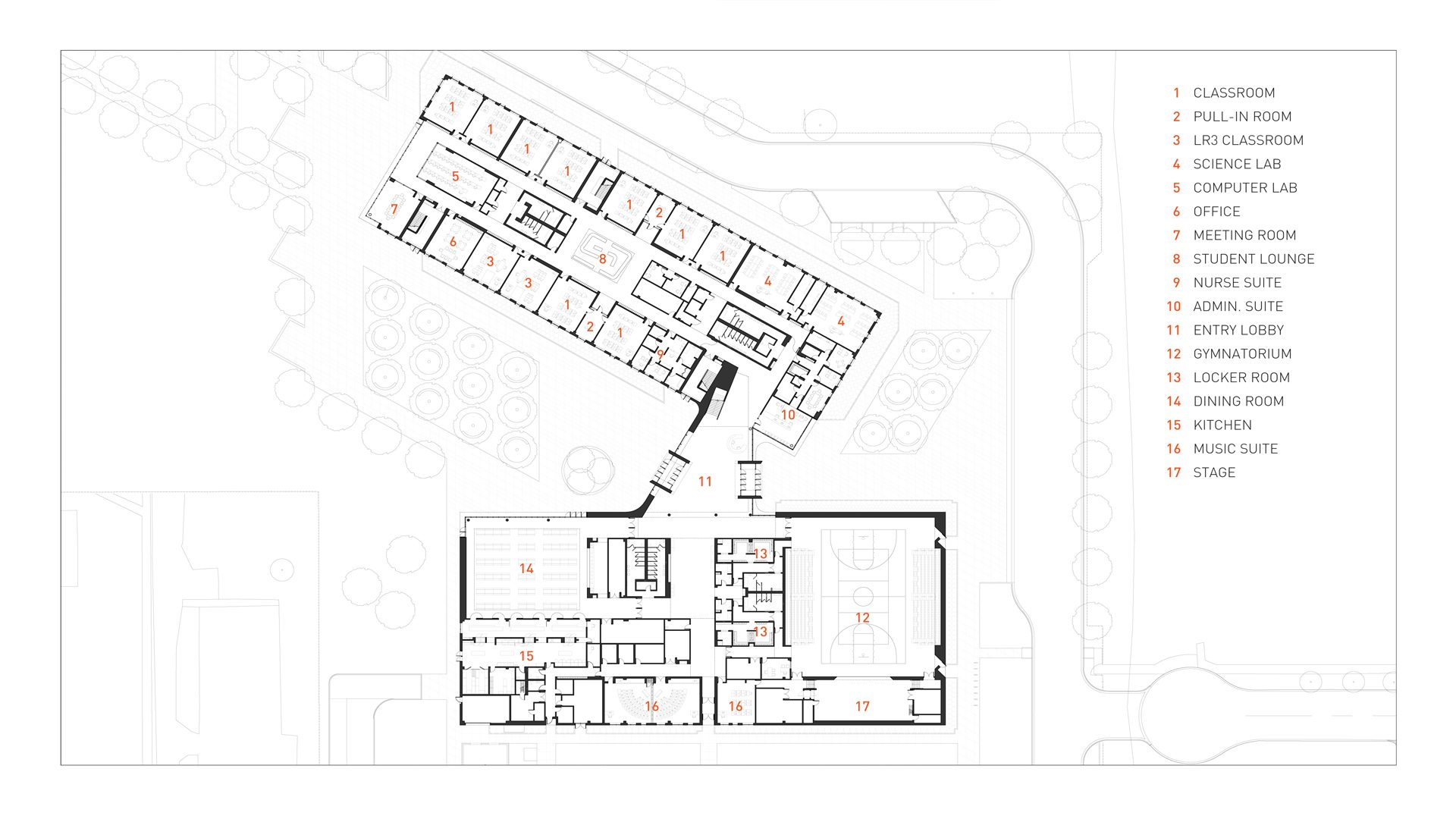 Floor Plan 1Fb