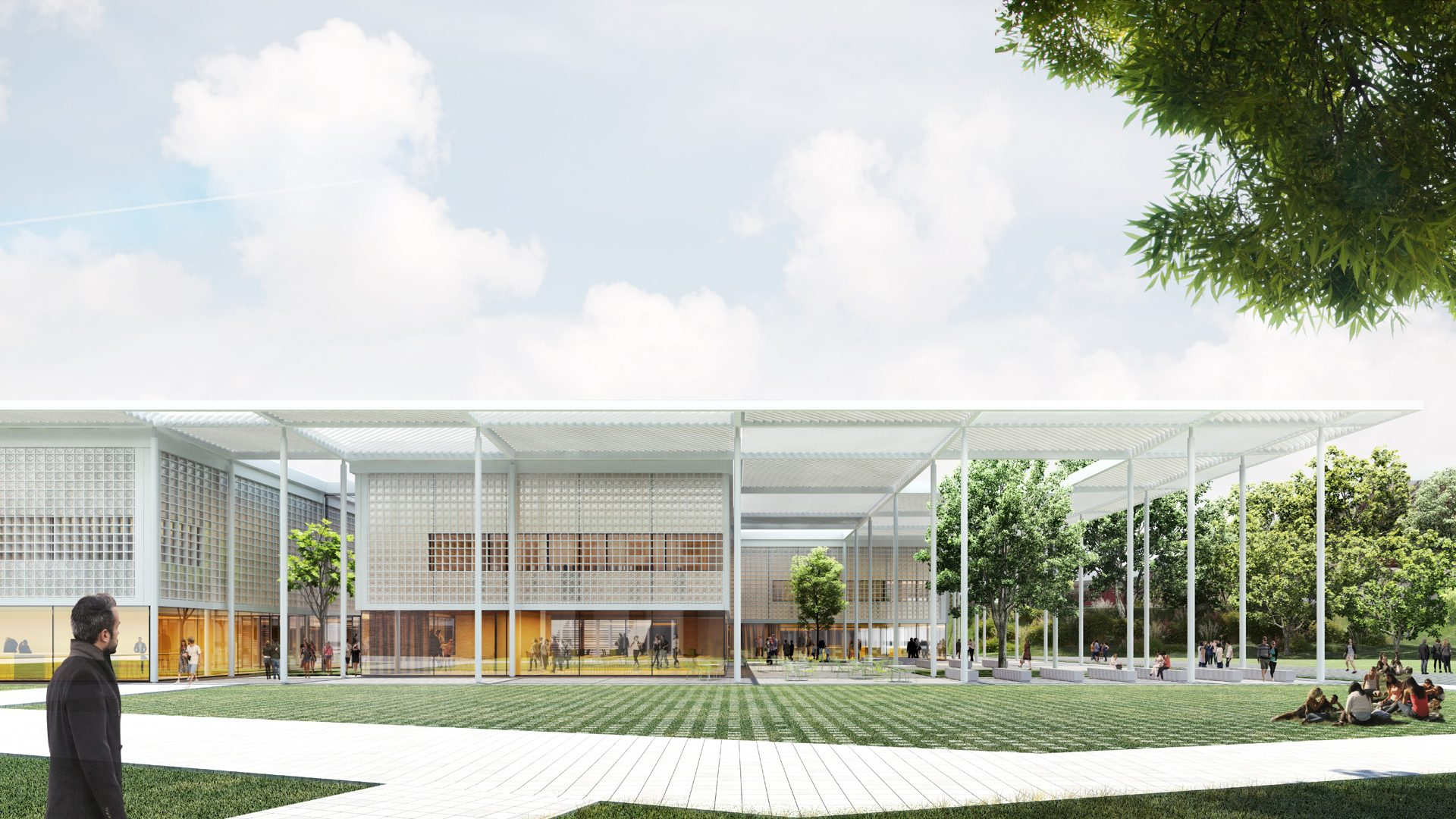 Biomedical Science Building Competition Award