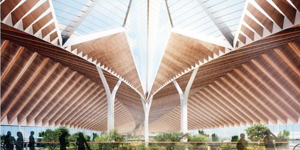 O'Hare Global Terminal and O'Hare Global Concourse