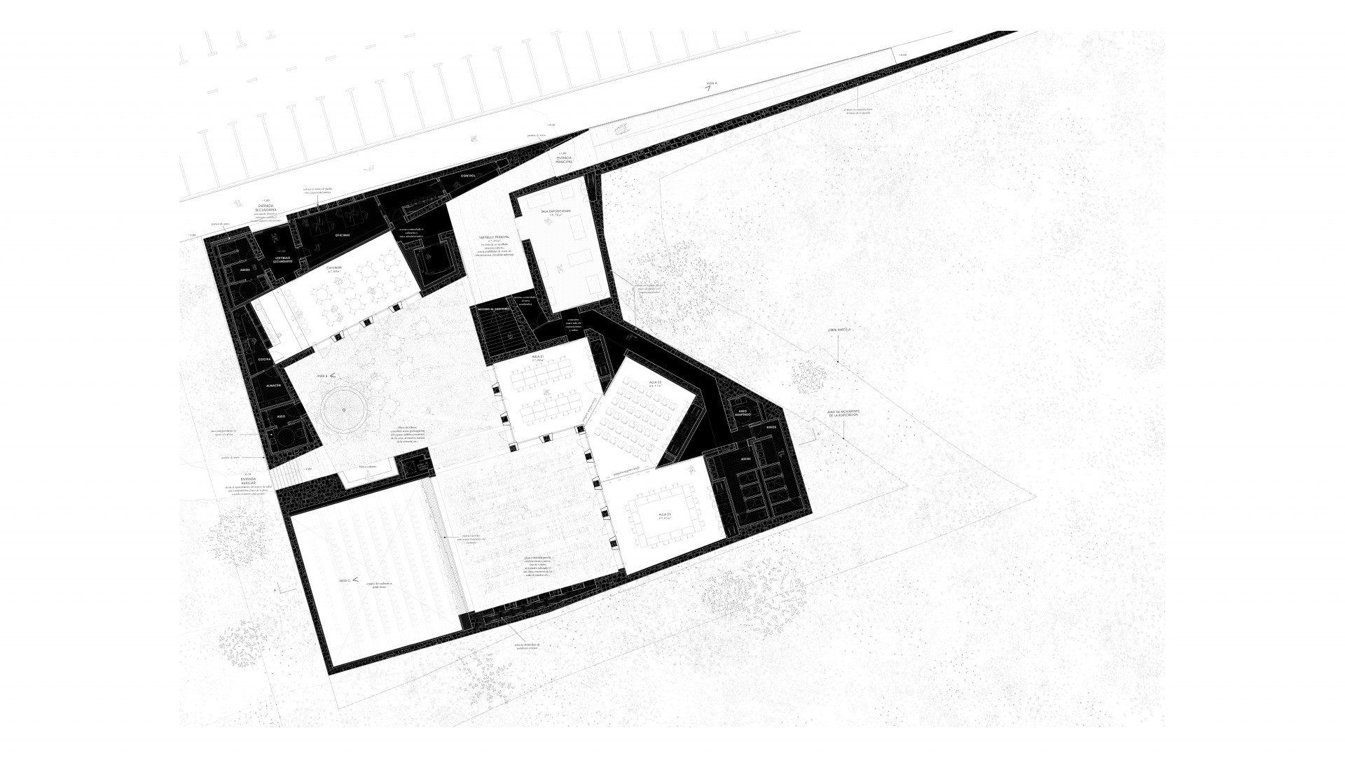 plan cultural center