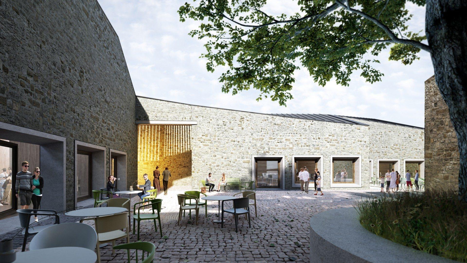 Centro Cultural de Santa Cruz de Bezana
