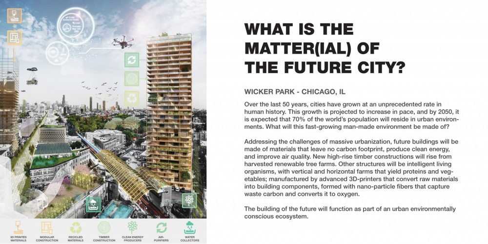 What is the Matter(IAL) of the Future City