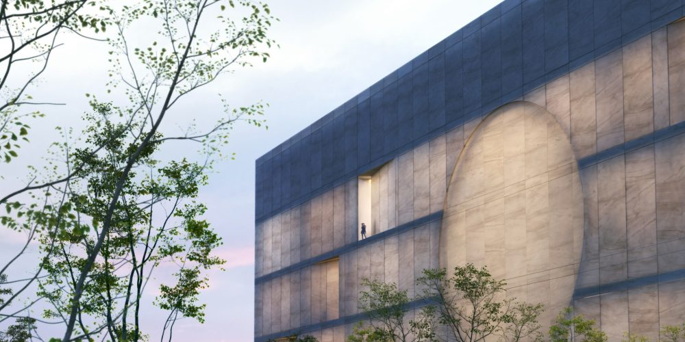 STL Architects Unveils their Design for Gwangju City Main Library Competition
