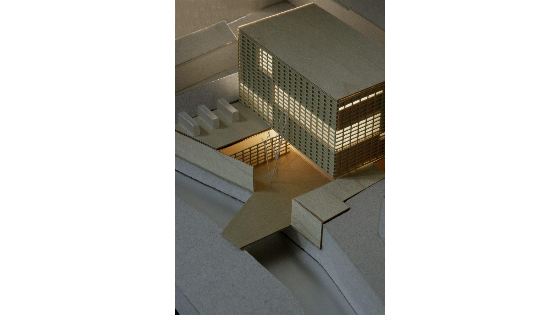 West Cork Art Centre_Model 4