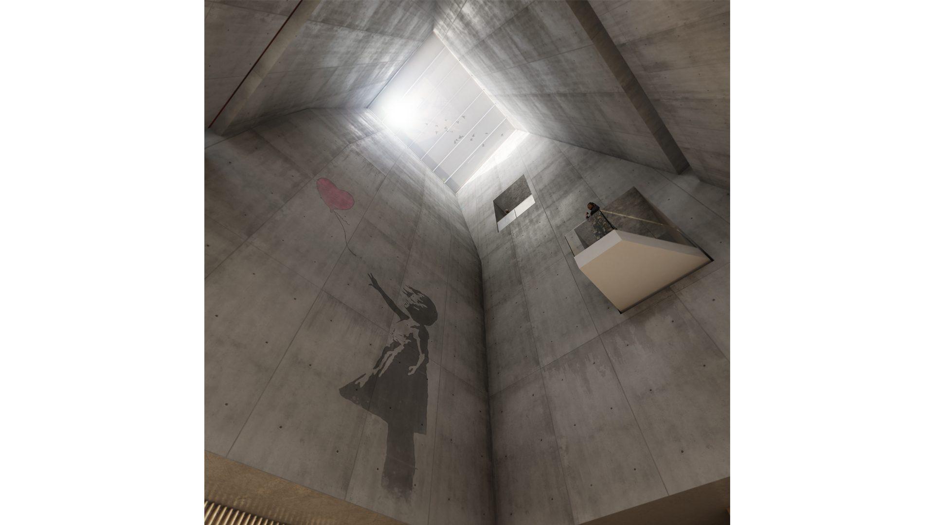 Carlow_Atrium Skylight