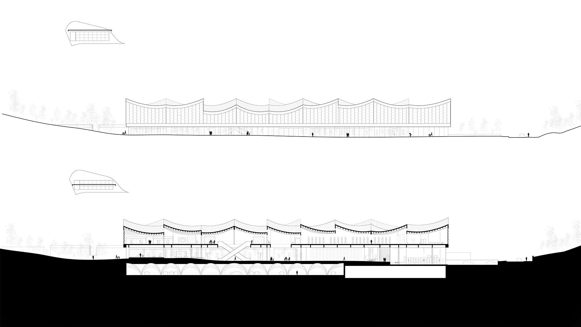 NMKL_Elevation + Section